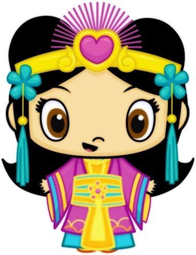 Princess Kai-lan - ni-hao-kai-lan Photo