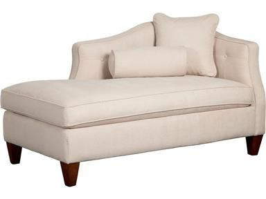 Living Room La Z Boy® Premier Right Arm Sitting Chaise 20R611 At