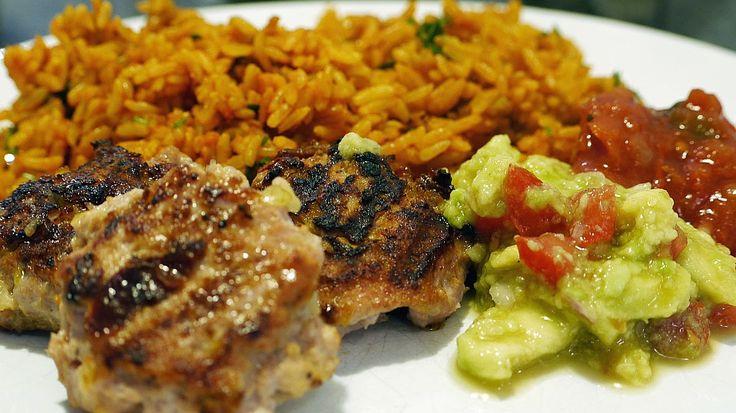 Polskie South Beach: Ryż po meksykańsku