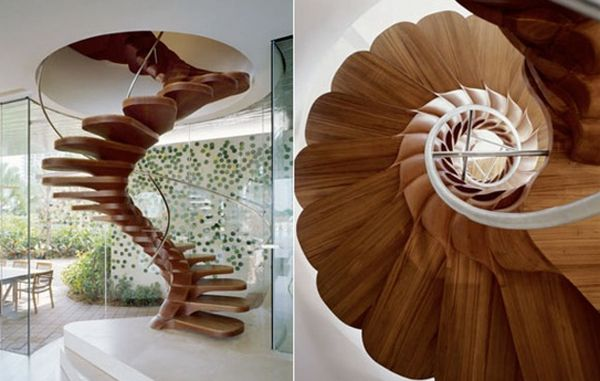 High Quality 15 Amazing Spiral Staircases