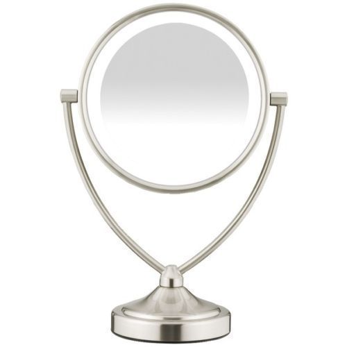 Conair Illuminations Natural Daylight Mirror - Double-Sided & Lighted Mirror