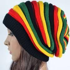 Afbeeldingsresultaat voor reggae muts