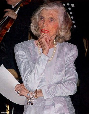 Eunice Kennedy Shriver | Eunice Kennedy-Shriver. I met this lady she was 85 and I am saying she was as sharp as a tack. She carried herself with such elegance, Maria was with her and they were both so engaging talking to you as if you have known them forever.