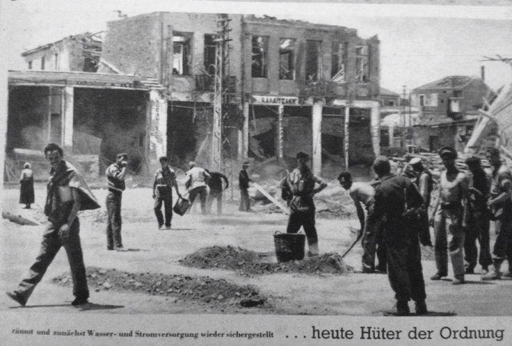 ΧΑΝΙΑ 1941- ΠΛΑΤΕΙΑ ΑΓΟΡΑΣ