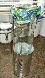 Beautiful isn't it?  here we will learn how to make a Glass bead Wine bottle you can use any Glass Liquor bottle you wish          What yo...