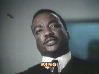 Paul Winfield In King. King is a television miniseries based on the life of Dr. Martin Luther King, Jr., the American civil rights leader and 1964 Nobel Laureate. It aired for three consecutive nights on NBC from February 12 through 14, 1978. The miniseries earned nine Emmy Award nominations, including nominations for actors Paul Winfield, Cicely Tyson and Ossie Davis.