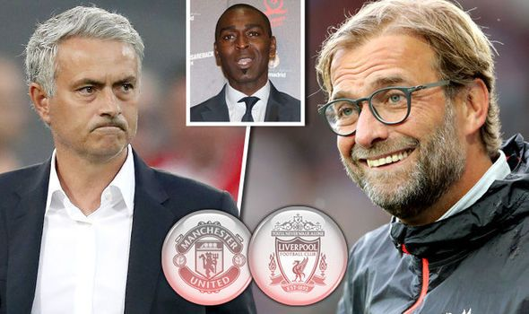 Manchester United legend Andy Cole makes shock claim about Liverpool ahead of clash