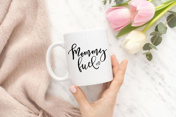 Mom Mug, Mommy Fuel Mug, Mom Gifts, Mommy Mug, Gift For Her, Funny Mugs, Gifts For Mom, Gift Mom, Funny Mugs For Women, Mom Birthday Gift