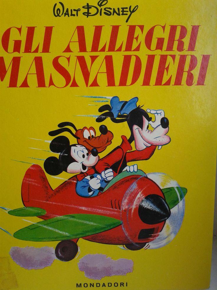 Gli allegri masnadieri Disney