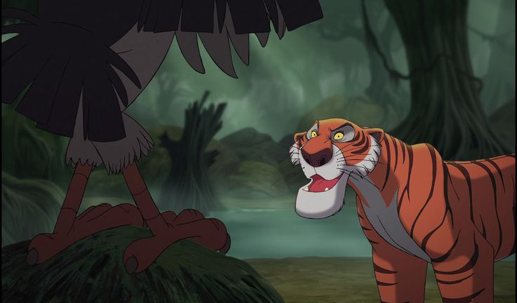 The Jungle Book 2 (2003) - Disney Screencaps. LOVE Tony Jay and Phil Collins!!!
