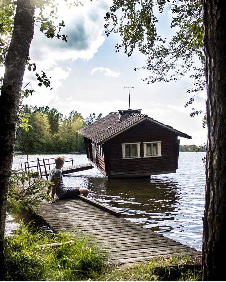 87 best Finlande - Le voyage de rêve images on Pinterest Places to - faire un sauna maison