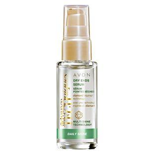 Advance Techniques Daily Shine Dry Ends Serum https://www.avon.uk.com/store/ToBeBeautiful