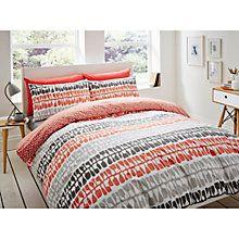 Buy Lotta Jansdotter Follie Duvet Cover and Pillowcase Set Online at johnlewis.com
