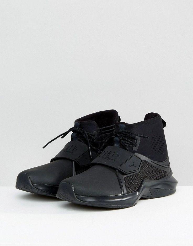 Puma X Fenty Sneakers - Black