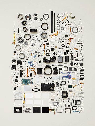 Things Come Apart by Todd McLellan - in pictures | Art and design | The Guardian