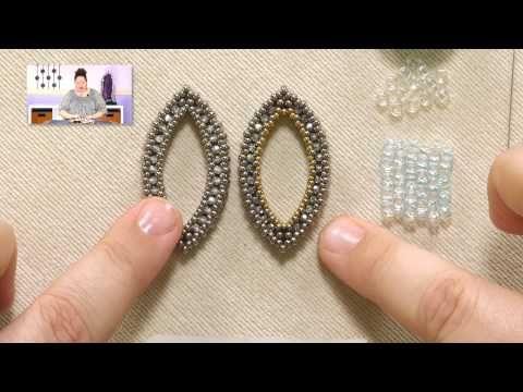 Beadweaving Basics: How Thread Color Influences Beads  ~ Seed Bead Tutorials