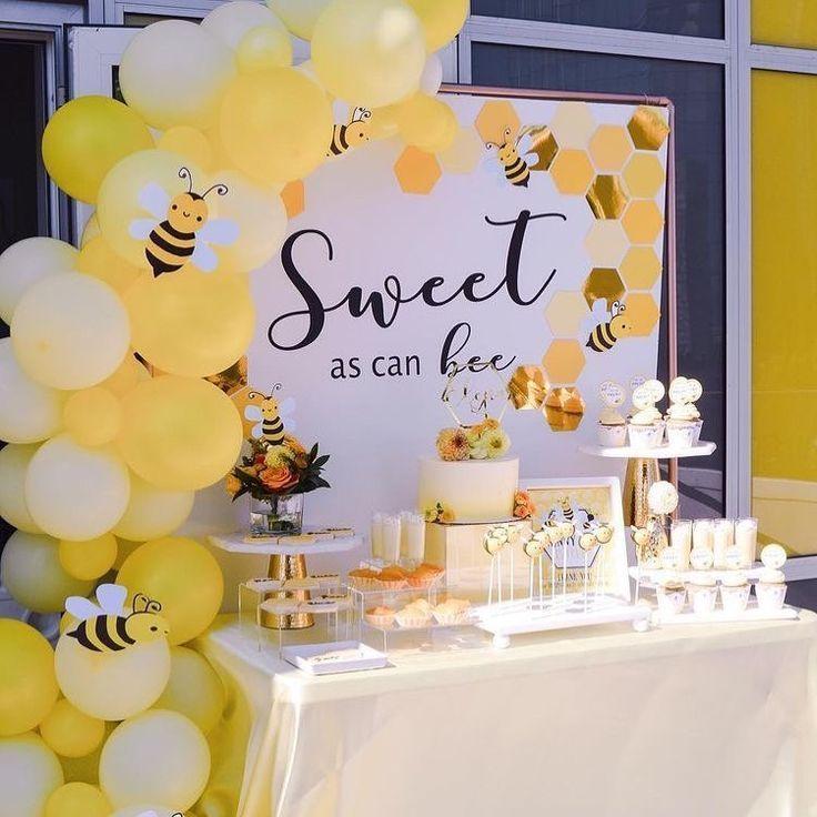 Baby Shower Ideas Baby Shower Games Baby Shower Ideas For Boys Baby Shower Decorations Baby Show Creative Baby Shower Bumble Bee Baby Shower Bee Birthday Party