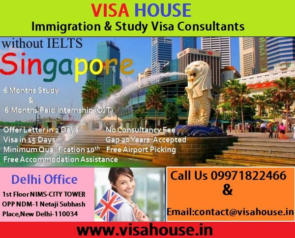 Want to Study With Internship in Singapore? Most hotel management