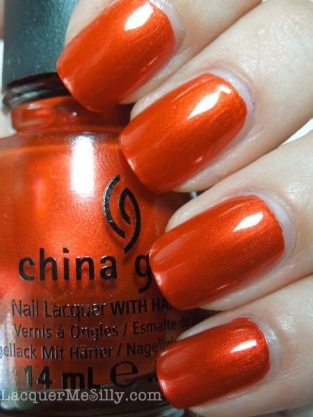 17 Best Images About Nail Polish Orange Copper On Pinterest Coats China Glaze And Polish