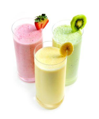 Protein smoothie recipes