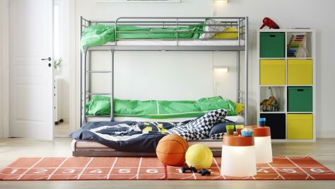 Ikea Tuffing Bunk Bed Google Search Little Boys Room