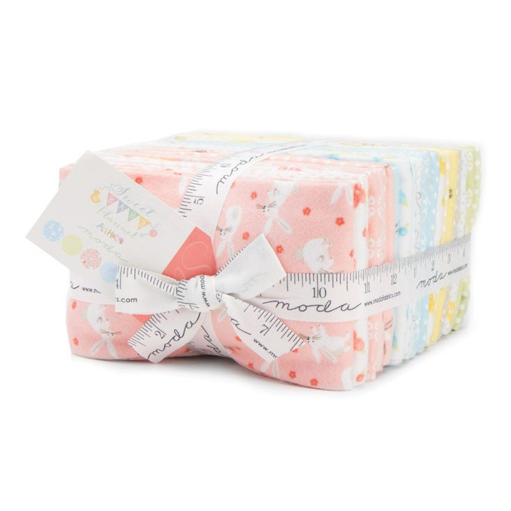Sweet Baby Flannels Fat Eighth Bundle from Abi Hall and Moda by ShelbyRiverFabrics on Etsy