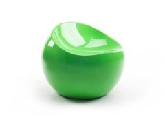 Flashy green Baby Ball Chair