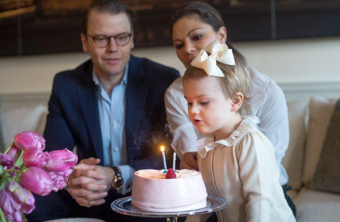 Grattis prinsessan Estelle som fyller 2 år idag! | mama.nu