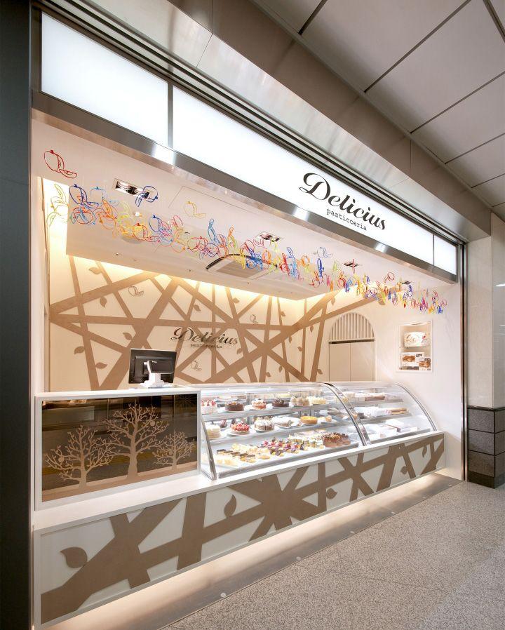 Delicius pasticceria by VOIGER, Osaka – Japan