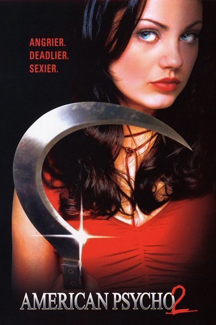 American Psycho 2 (2002) Apparently they made a sequel to American Psycho, and it's about a female serial killer named Rachael Newman, played by none other than Mila Kunis. Leaving January 1 #refinery29 http://www.refinery29.com/2015/12/99998/whats-leaving-netflix-january-2016#slide-4