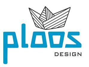 Logo Ploos Design. #brand #greece #souvenir #boat