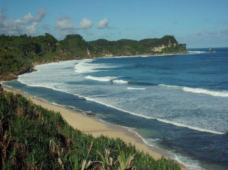 Pantai Nampu - Wisata Wonogiri
