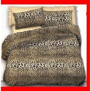 Sacco Copripiumino SEXY matrimoniale ITALY leopardato ghepardato maculato hard - SATURNOStore