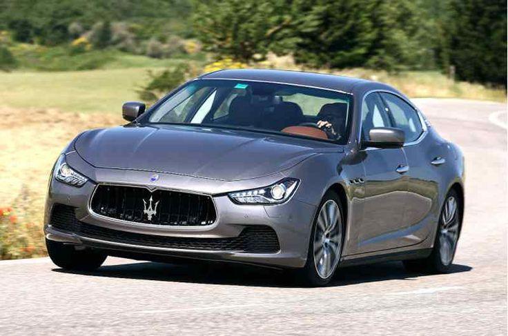 2018-2019 Maserati Ghibli – Italian new sports sedan
