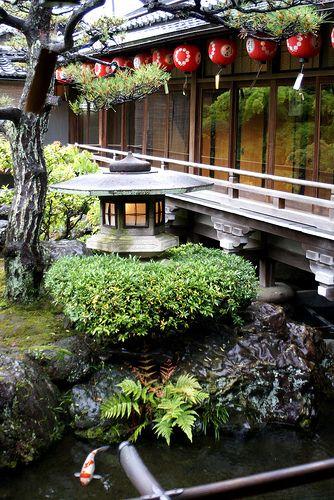 Kamishichiken Kaburenjo Garden