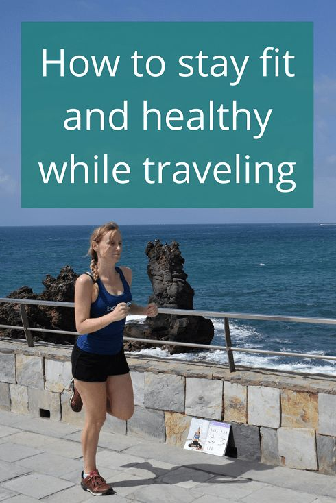 Adoration 4 Adventure's fitness challenge to stay fit and healthy while traveling by using the BodyBoss Fitness Guide and 12-Week Step-By-Step Program.
