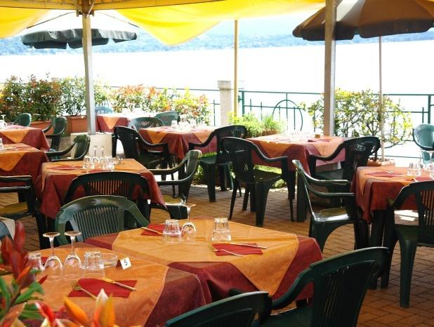 Pizzeria La Bruma sul Lago, Belgirate
