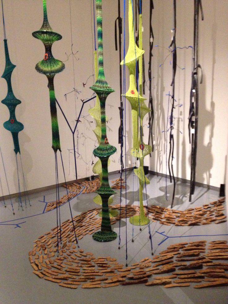 'Wirewold', 2014 @stedelijkmuseumzwolle