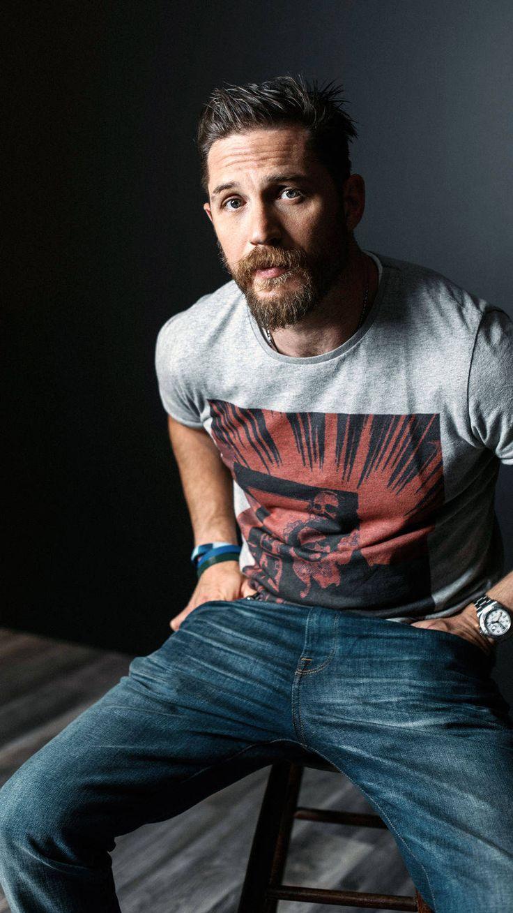 Tom Hardy, actor de Legend
