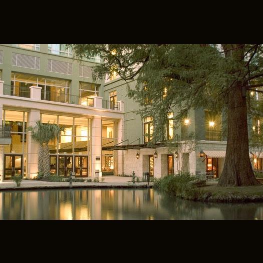 a wonderful place to stay ... La Hotel Contessa on the River Walk. San Antonio, Texas