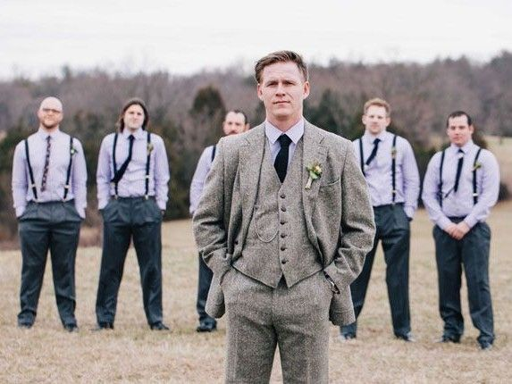 English Heritage Groom Top Five Grooms & Groomsmen Trends for 2014