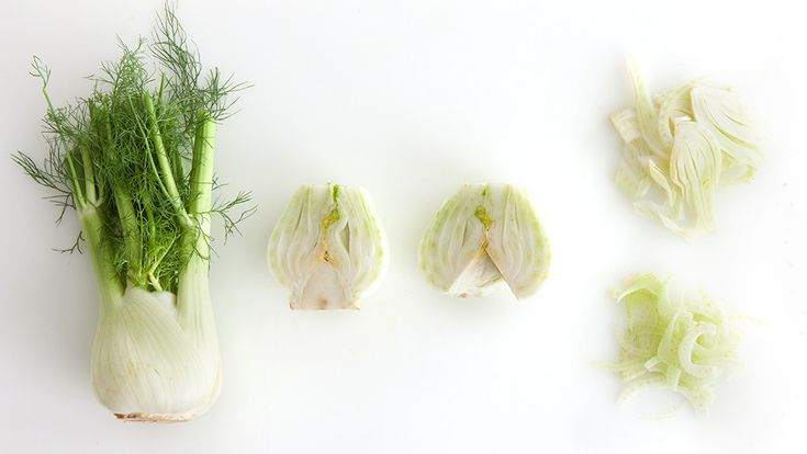 Fennel might look intimidating, but the fronds are great in salads and the thinly sliced bulb can be added to many recipes.