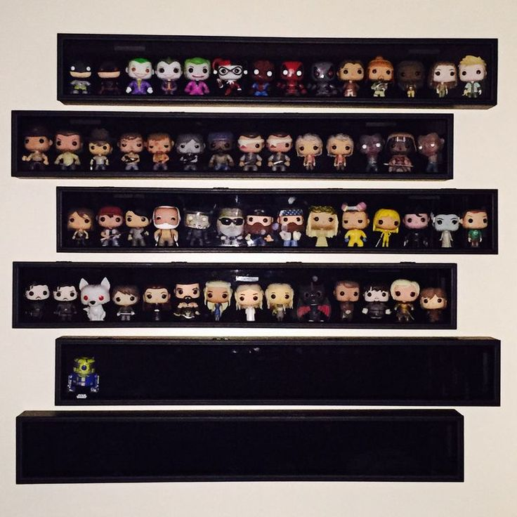 18 Best Images About Funko Pops Display On Pinterest