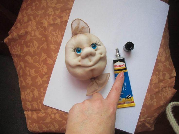 Мастер - класс по изготовлению головы куклы из капрона - Разное - Разное - Обучение и развитие - ПочемуЧка - Сайт для детей и их родителей