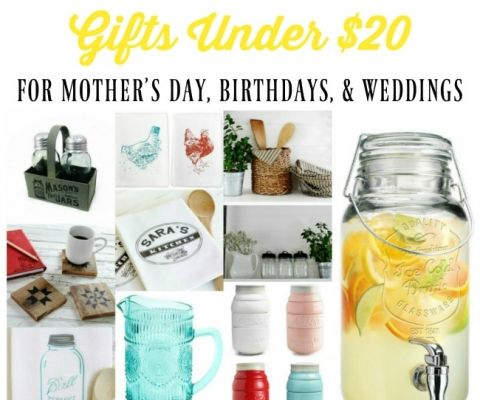 inexpensive gifts for Mother's Day, birthdays, weddings gifts for women   www.knickoftime.net