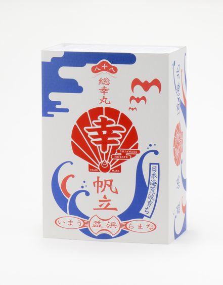 第88総幸丸 幸ホタテ パッケージ - エイプリル