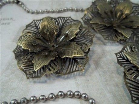 Discount Metal Filigree Embellishments - ButterBeeScraps.com– ButterBeeScraps.com