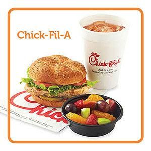 Top Fast-Food Picks for People with Diabetes | Diabetic Living Online - Chick-Fil-A