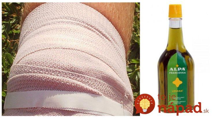 Odskúšané, funguje rýchlo: Liečivý obklad pri zápaloch kĺbov, na boľavé kolená aj na karpálny tunel!