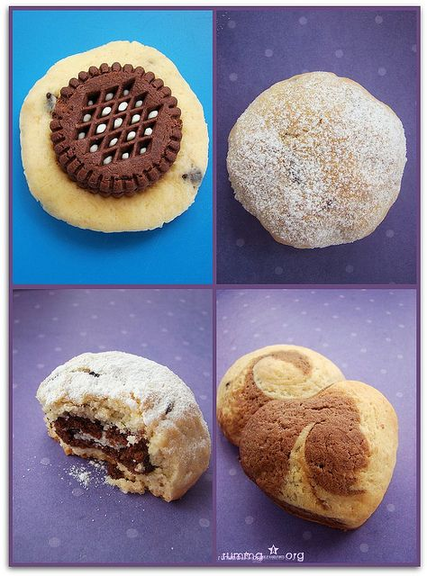 Negrolu kurabiye tarifi - rumma
